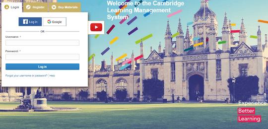 Cambridge Secundaria