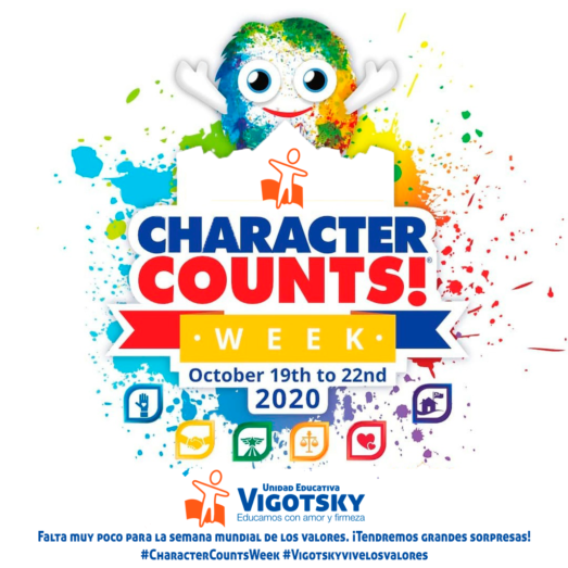 Character Counts week 2020
