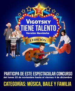 Vigotsky Tiene Talento 2020