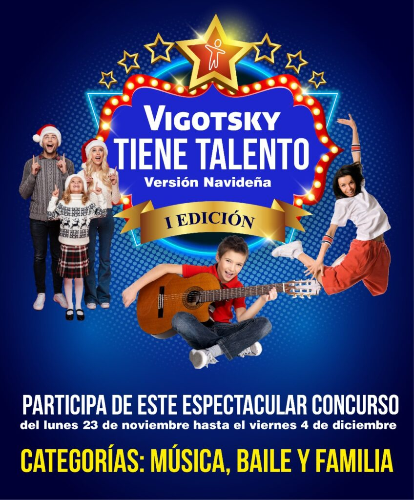 Vigotsky tiene talento